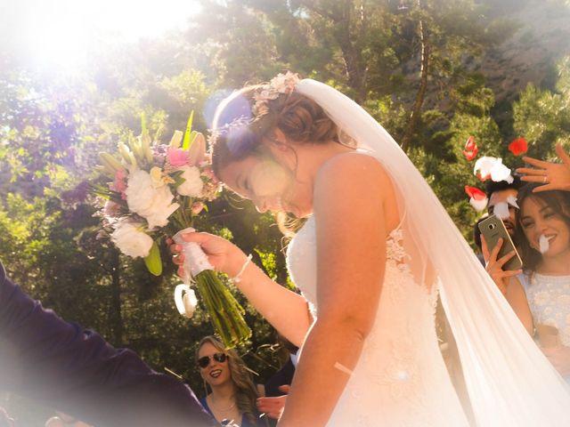 La boda de Sergio y Silvia en Romanones, Guadalajara 22