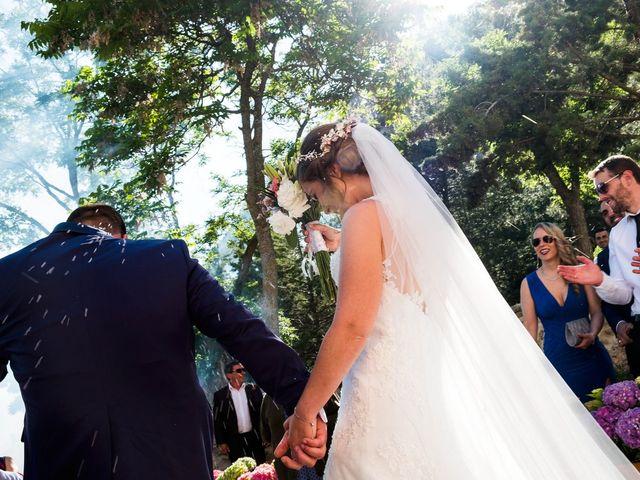 La boda de Sergio y Silvia en Romanones, Guadalajara 23