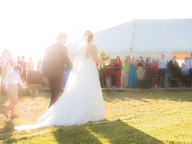 La boda de Sergio y Silvia en Romanones, Guadalajara 3