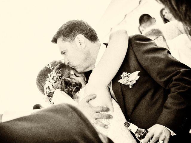 La boda de Sergio y Silvia en Romanones, Guadalajara 30