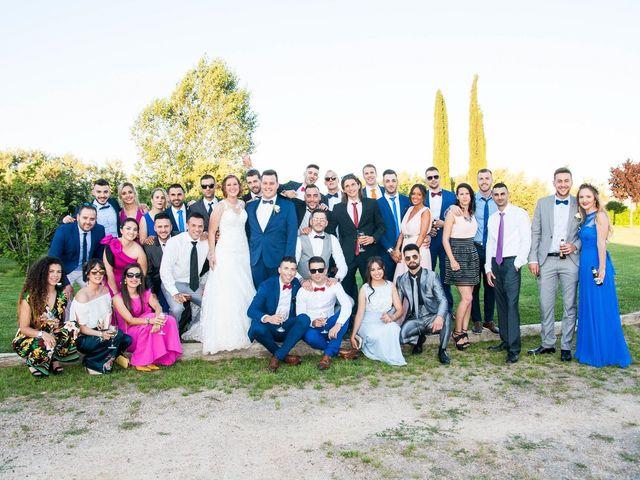 La boda de Sergio y Silvia en Romanones, Guadalajara 34