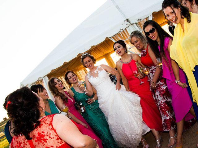La boda de Sergio y Silvia en Romanones, Guadalajara 35