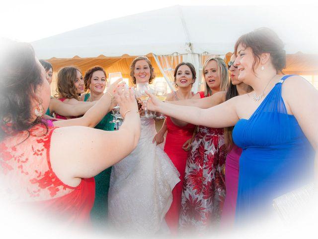 La boda de Sergio y Silvia en Romanones, Guadalajara 36
