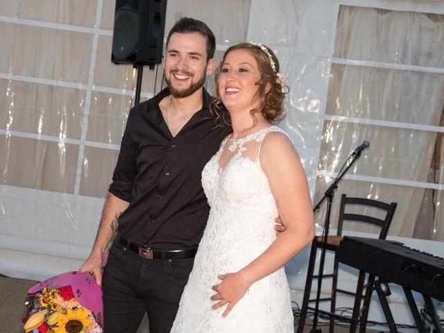 La boda de Sergio y Silvia en Romanones, Guadalajara 40