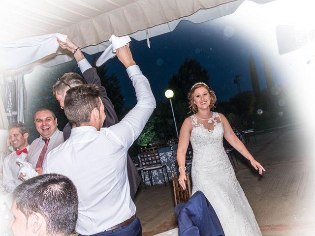 La boda de Sergio y Silvia en Romanones, Guadalajara 42