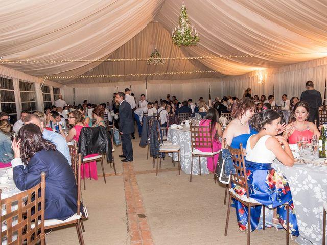 La boda de Sergio y Silvia en Romanones, Guadalajara 51