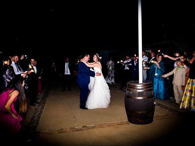 La boda de Sergio y Silvia en Romanones, Guadalajara 53