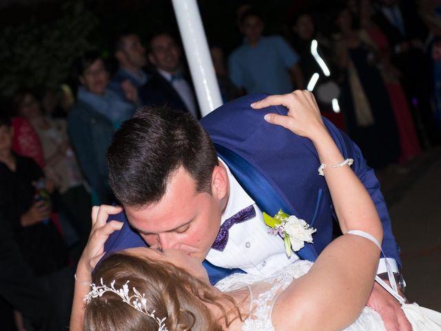 La boda de Sergio y Silvia en Romanones, Guadalajara 55
