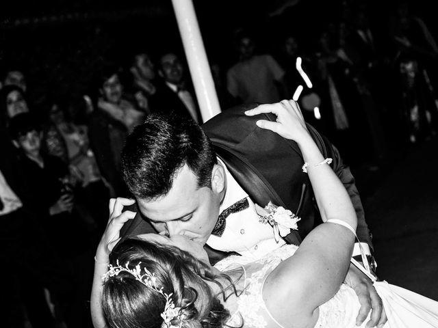 La boda de Sergio y Silvia en Romanones, Guadalajara 56