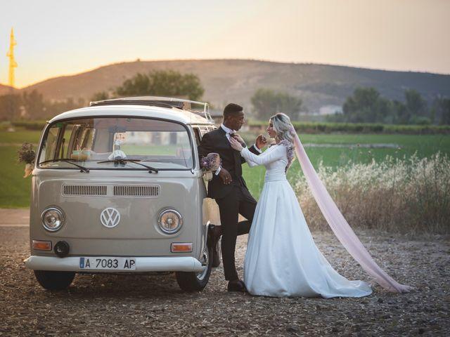 La boda de Elena y Jair