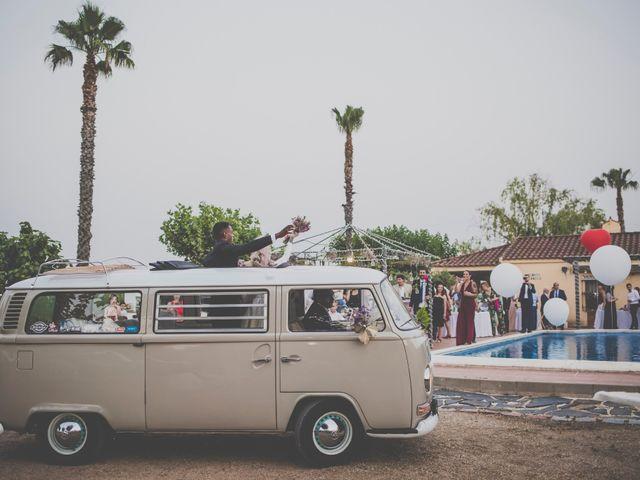 La boda de Jair y Elena en Villanueva De La Serena, Badajoz 17