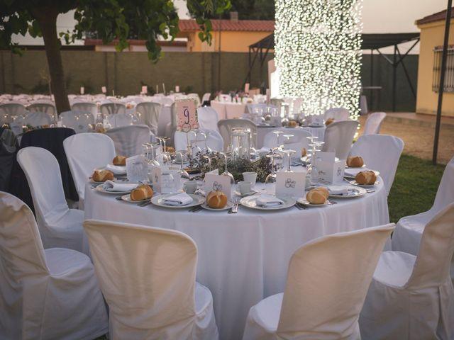La boda de Jair y Elena en Villanueva De La Serena, Badajoz 19
