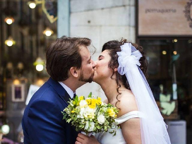 La boda de Irune y Marc