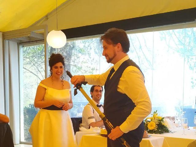 La boda de Marc y Irune en Girona, Girona 1