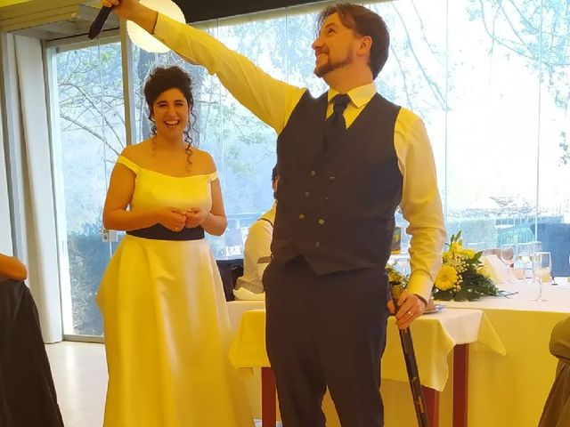 La boda de Marc y Irune en Girona, Girona 7