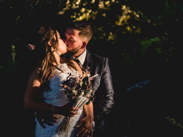 La boda de Daniel y Estefania en Castellar Del Valles, Barcelona 1