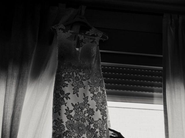 La boda de Ismael y Vanesa en Torrenueva, Ciudad Real 3