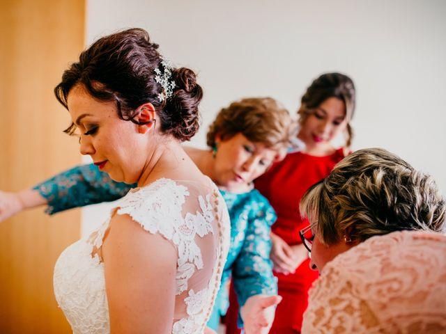La boda de Ismael y Vanesa en Torrenueva, Ciudad Real 2