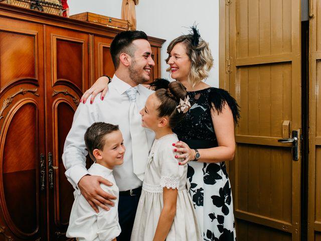 La boda de Ismael y Vanesa en Torrenueva, Ciudad Real 11