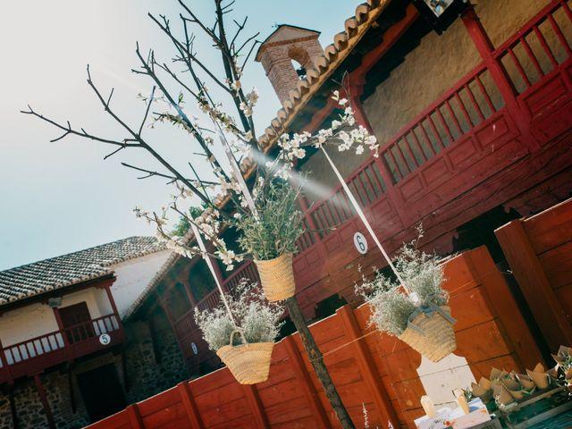 La boda de Ismael y Vanesa en Torrenueva, Ciudad Real 14