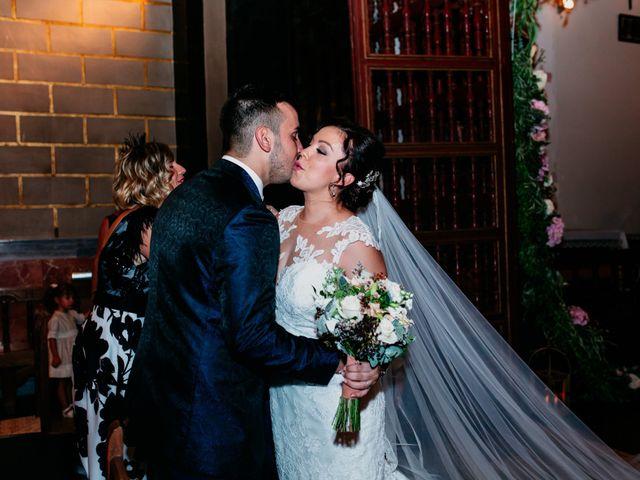 La boda de Ismael y Vanesa en Torrenueva, Ciudad Real 17