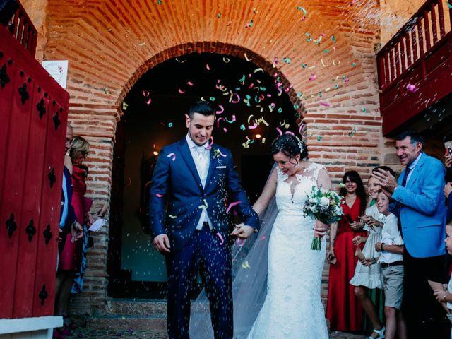 La boda de Ismael y Vanesa en Torrenueva, Ciudad Real 18