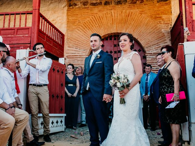 La boda de Ismael y Vanesa en Torrenueva, Ciudad Real 19