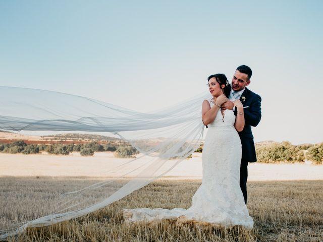 La boda de Ismael y Vanesa en Torrenueva, Ciudad Real 20