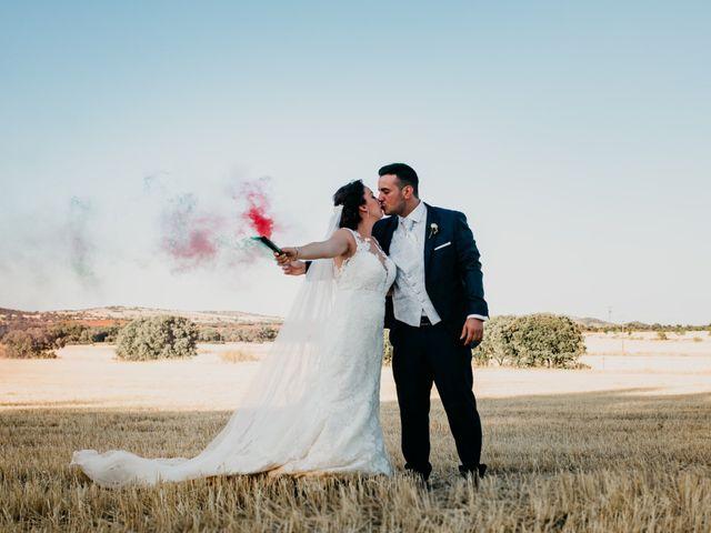 La boda de Ismael y Vanesa en Torrenueva, Ciudad Real 21