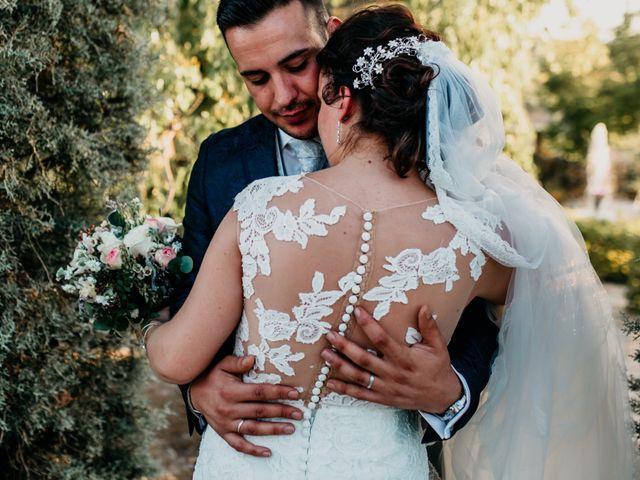 La boda de Ismael y Vanesa en Torrenueva, Ciudad Real 23