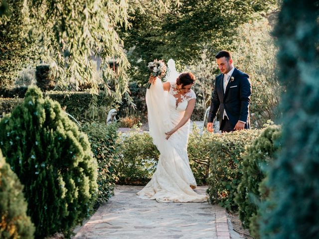 La boda de Ismael y Vanesa en Torrenueva, Ciudad Real 25