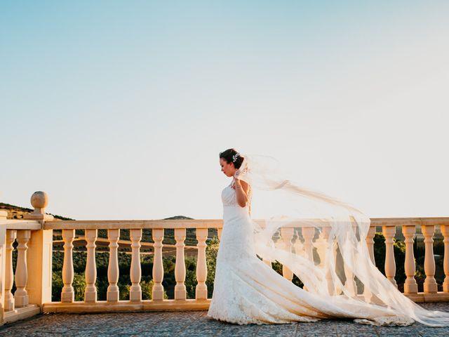 La boda de Ismael y Vanesa en Torrenueva, Ciudad Real 27