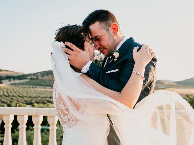 La boda de Ismael y Vanesa en Torrenueva, Ciudad Real 28