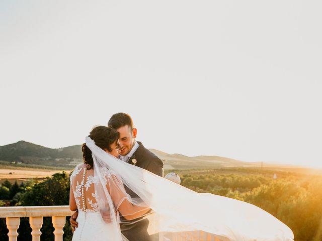 La boda de Ismael y Vanesa en Torrenueva, Ciudad Real 29