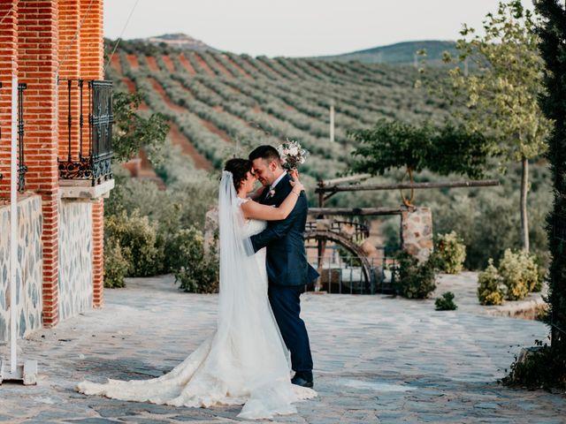 La boda de Ismael y Vanesa en Torrenueva, Ciudad Real 31