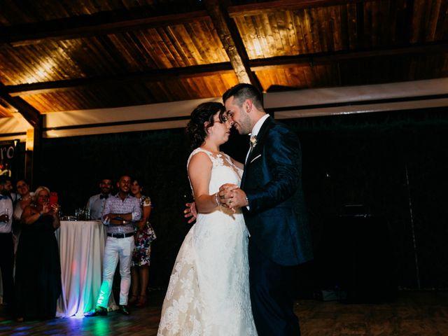 La boda de Ismael y Vanesa en Torrenueva, Ciudad Real 32