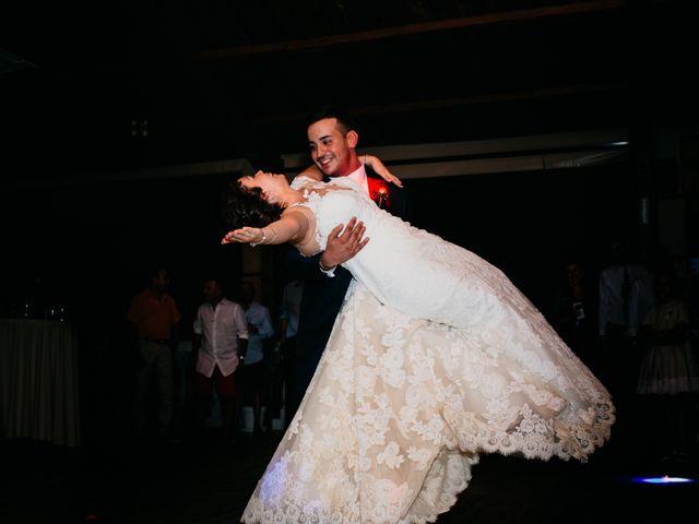 La boda de Ismael y Vanesa en Torrenueva, Ciudad Real 33