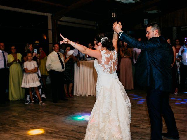 La boda de Ismael y Vanesa en Torrenueva, Ciudad Real 34