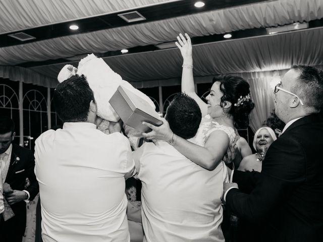 La boda de Ismael y Vanesa en Torrenueva, Ciudad Real 35