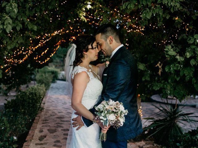 La boda de Ismael y Vanesa en Torrenueva, Ciudad Real 37