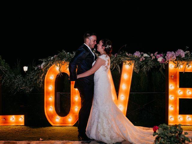 La boda de Ismael y Vanesa en Torrenueva, Ciudad Real 38