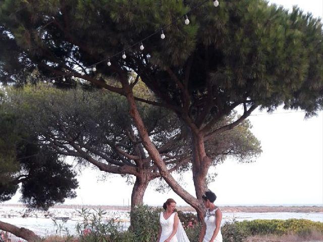 La boda de Cristina  y María  en El Rompido, Huelva 1