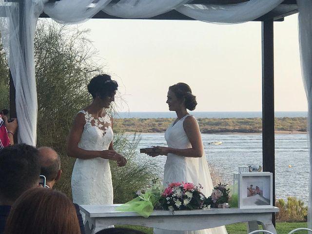 La boda de Cristina  y María  en El Rompido, Huelva 5