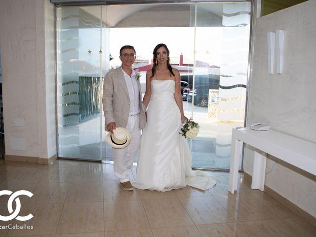 La boda de Kike y Sonia en Guardamar Del Segura, Alicante 2