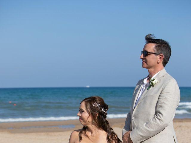 La boda de Kike y Sonia en Guardamar Del Segura, Alicante 11