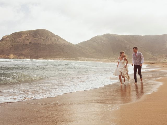 La boda de Ismael y Elvira en Almería, Almería 1
