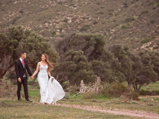 La boda de Ismael y Elvira en Almería, Almería 6