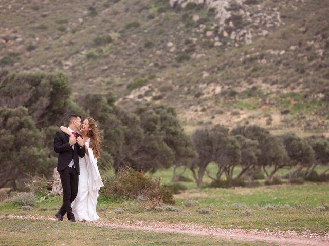 La boda de Ismael y Elvira en Almería, Almería 7