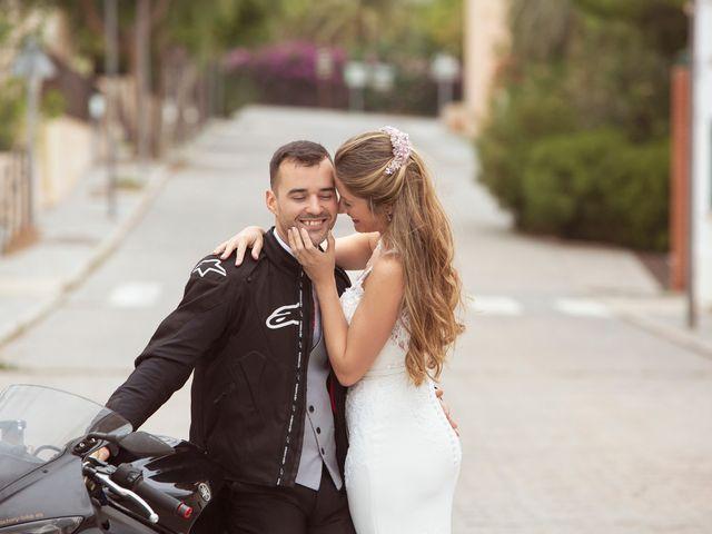 La boda de Ismael y Elvira en Almería, Almería 8