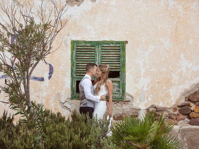 La boda de Ismael y Elvira en Almería, Almería 9